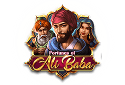 Play'n GO Fortunes of Ali Baba logo