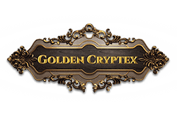 Red tiger gaming Golden Cryptex logo