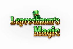 Red tiger gaming Leprechaun's Magic logo