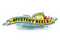 Red tiger gaming - Mystery Reels Power Reels slot logo