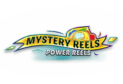 Red tiger gaming Mystery Reels Power Reels logo