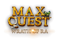 Betsoft Max Quest: Wrath of Ra logo
