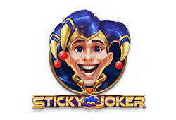 Play'n GO - Sticky Joker slot logo