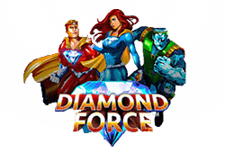 Microgaming Diamond Force logo