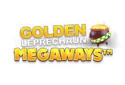 Red tiger gaming - Golden Leprechaun slot logo
