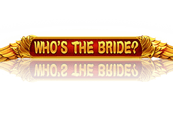 Netent Who's the Bride? logo